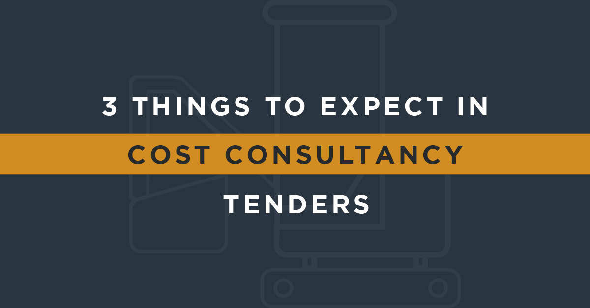 Cost Consultancy Tenders Explained